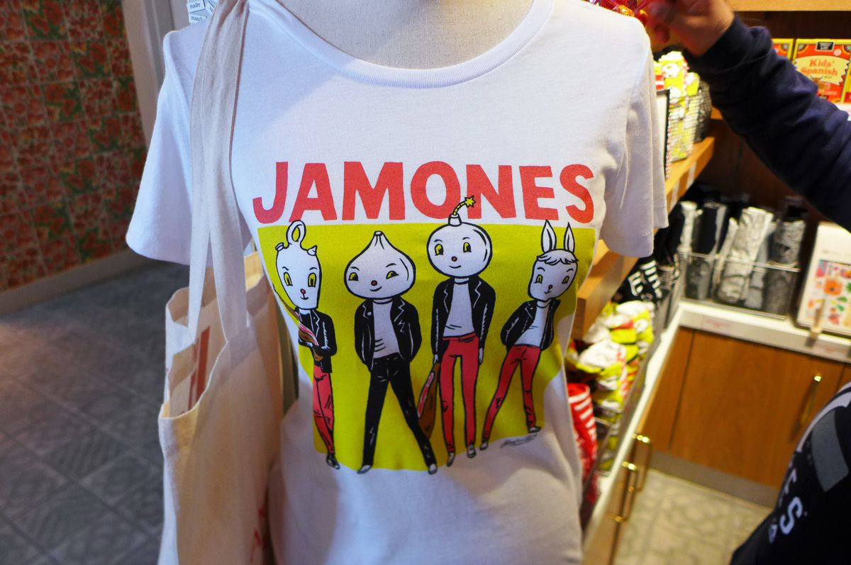 Would the Ramones be pissed?