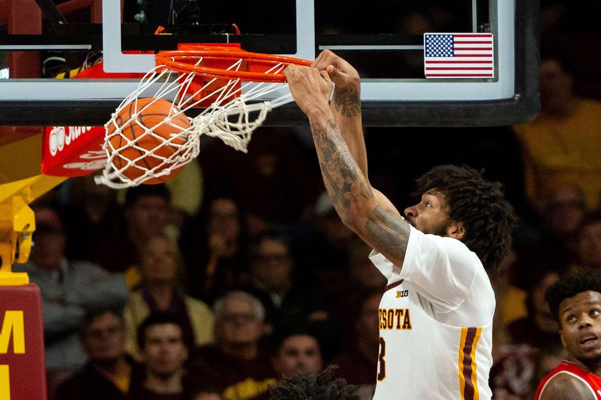 NCAA Basketball: Utah at Minnesota