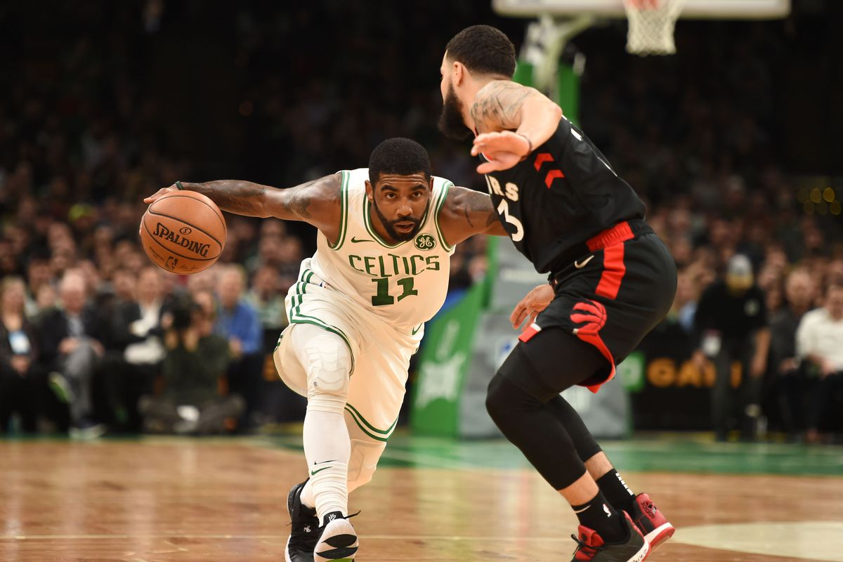 hot sale online 993ed e6ff8 Share Kyrie Irving sends the Raptors home with a new problem to consider.  tweet share Reddit Pocket Flipboard Email. Bob DeChiara-USA TODAY Sports