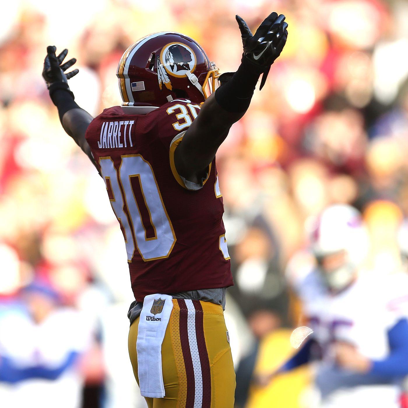 Can We Grade The 2015 Redskins Draft Now? Kyshoen Jarrett Edition ...