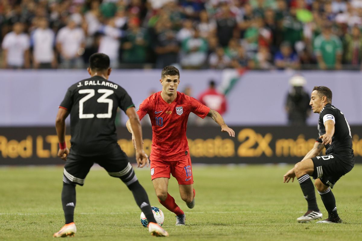 Major Link Soccer: Mexico and USMNT add a September friendly