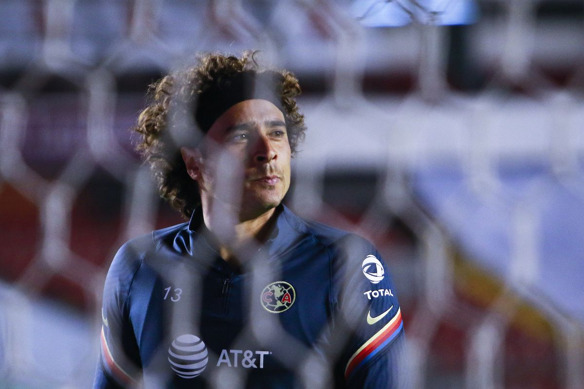Queretaro v America - Torneo Guard1anes 2020 Liga MX