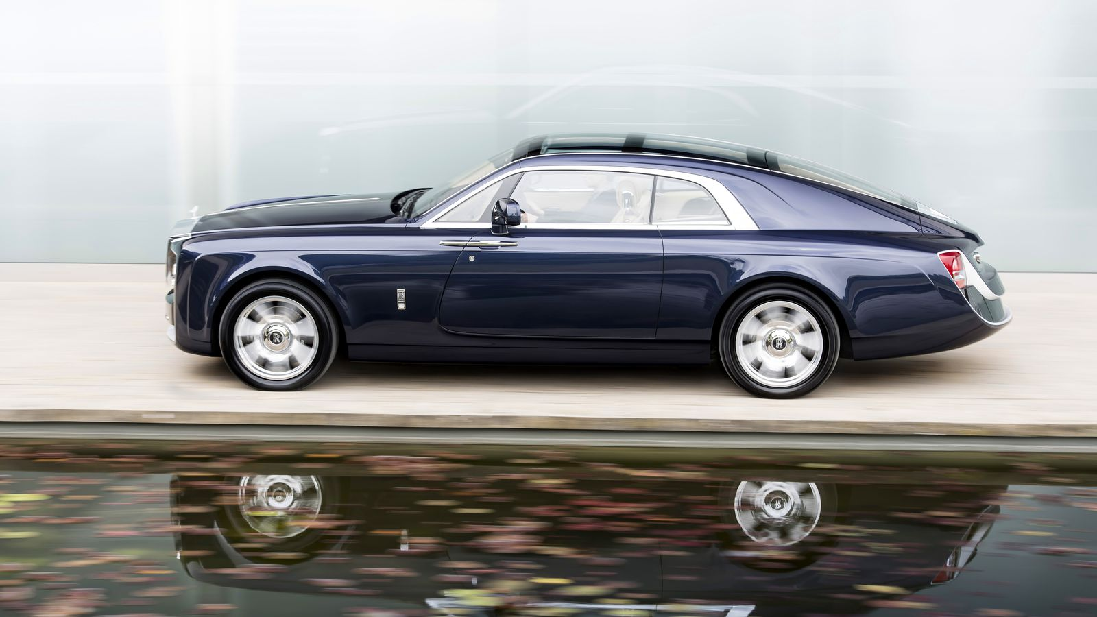 Rolls Royce Custom Built This Gorgeous Coupe For A Mystery Millionaire The Verge