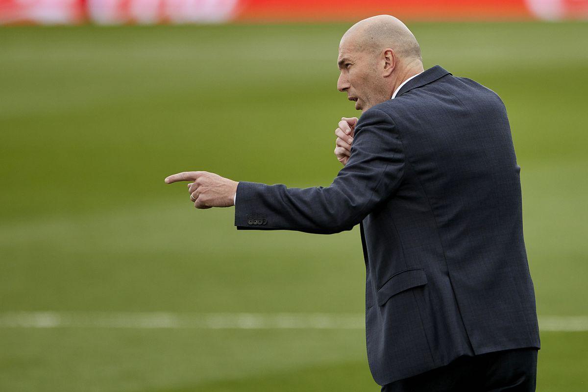 ESP: Real Madrid-Villarreal CF La Liga Santander.