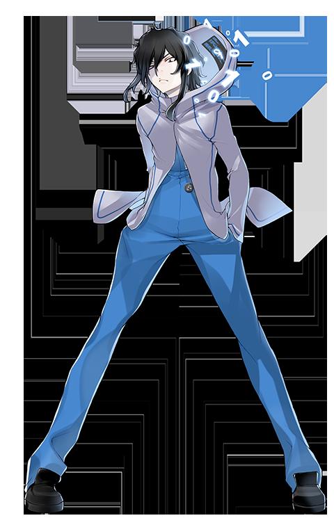 Digimon Story: Cyber Sleuth - Arata art 480