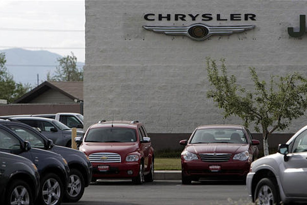 Chrysler dealership closures may hurt small-town economies