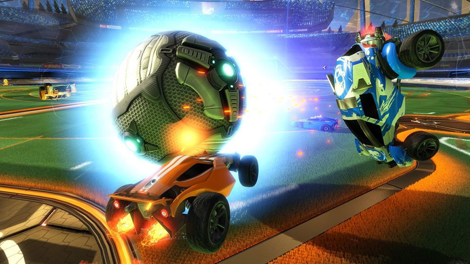 Rocket League realigns its divisions in Season 2 update