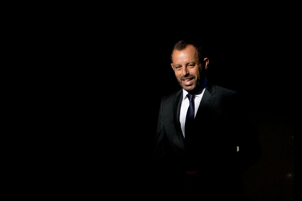 Former Barcelona president Sandro Rosell acquitted of money laundering