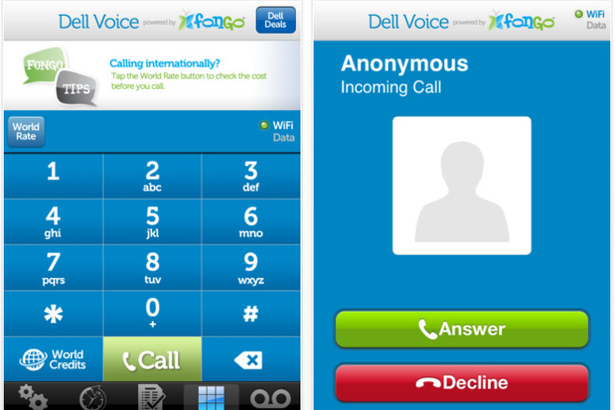 Dell launches Google Voice competitor exclusively in Canada - The Verge