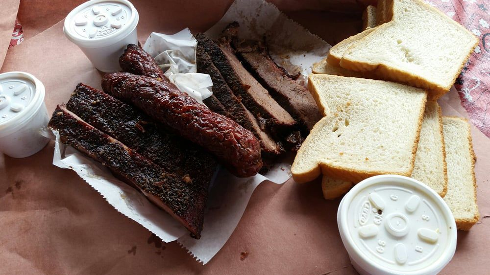 Barbecue from City Meat Market