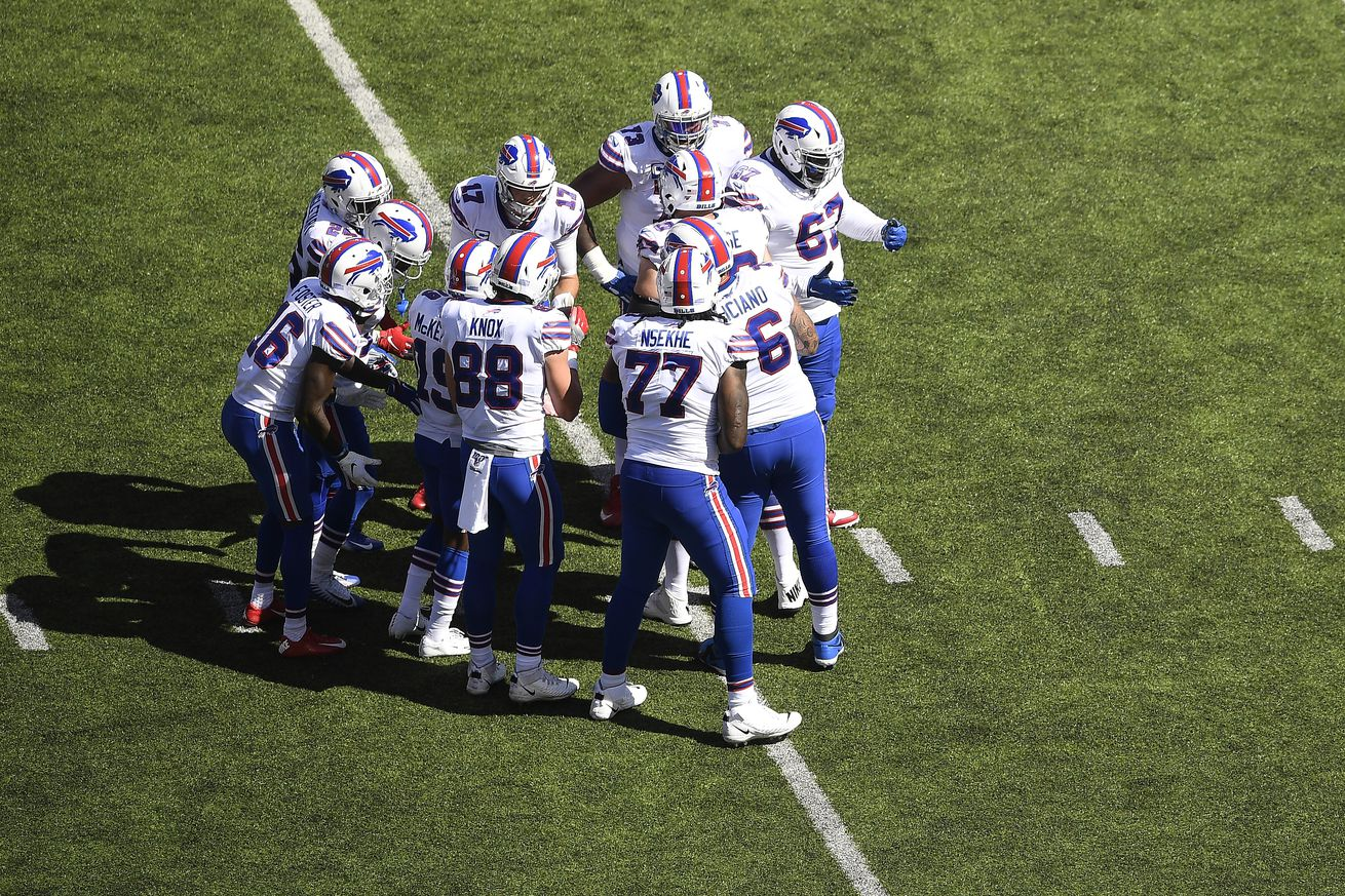 Buffalo Bills v New York Giants