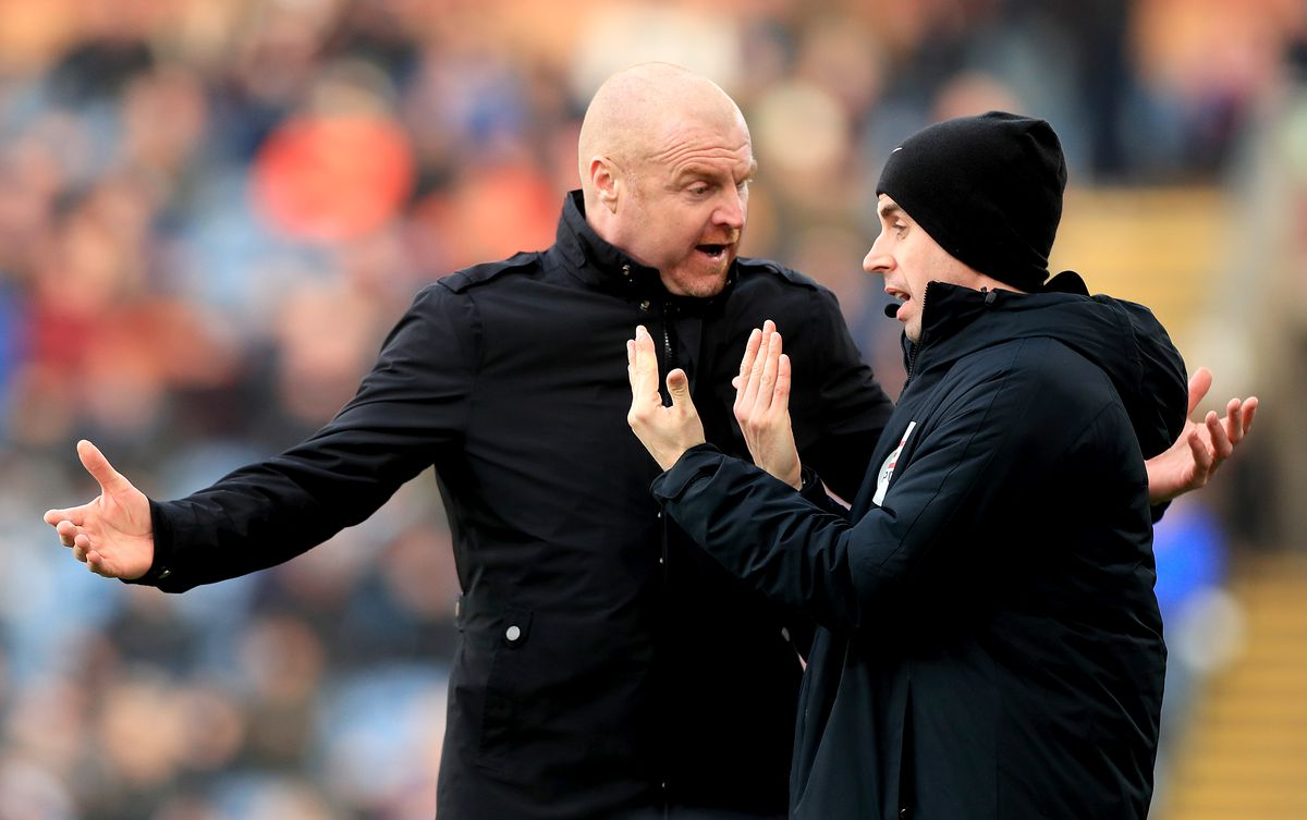 Burnley v Leicester City - Premier League - Turf Moor