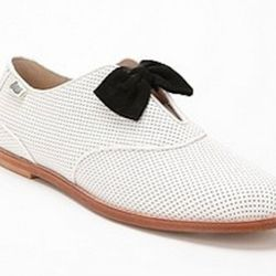 Bass Loves Rachel Antonoff Bow Saddle Shoe, $129, Urban Outfitters