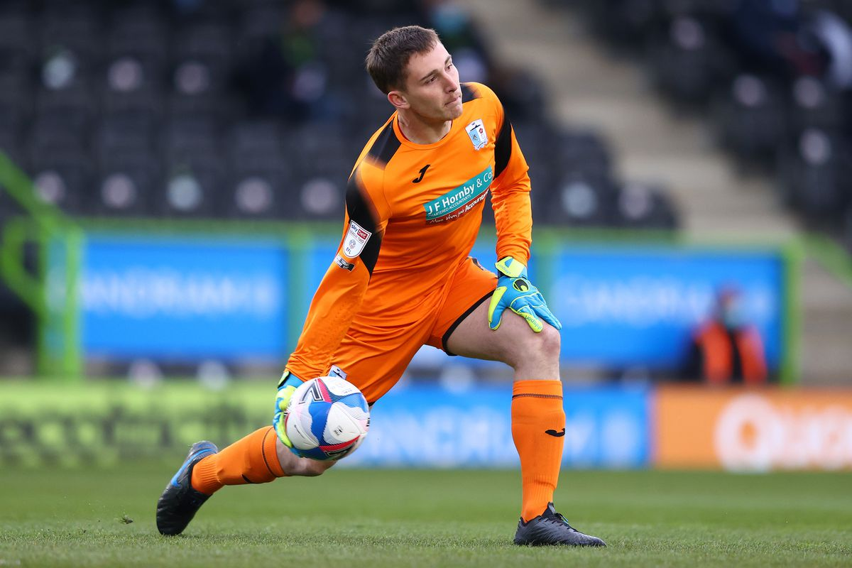 Forest Green Rovers v Barrow - Sky Bet League Two
