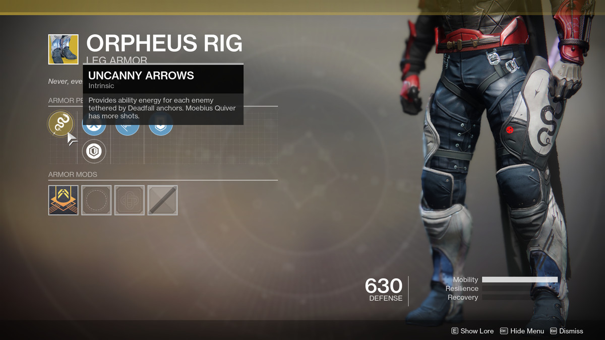 Orpheus Rig Exotic Destiny 2