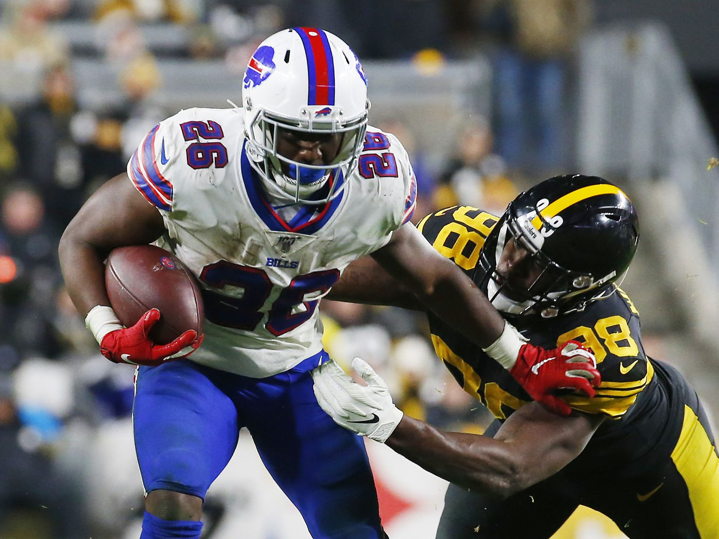 2020 Fantasy Football Second Year Players 5 Breakout Or Bust Running Backs Draftkings Nation