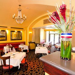 You don't get much more old school than Marcel's, which incorporates French-Belgian touches into an elegant restaurant space that is pure Washington. Chandeliers, white tablecloths, fine china and deep hues of red make this a romantic icon.  [Photo: <a hr