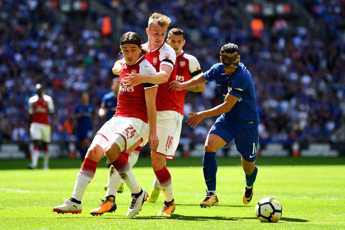 Arsenal vs. Chelsea, Community Shield: Half-time report ...