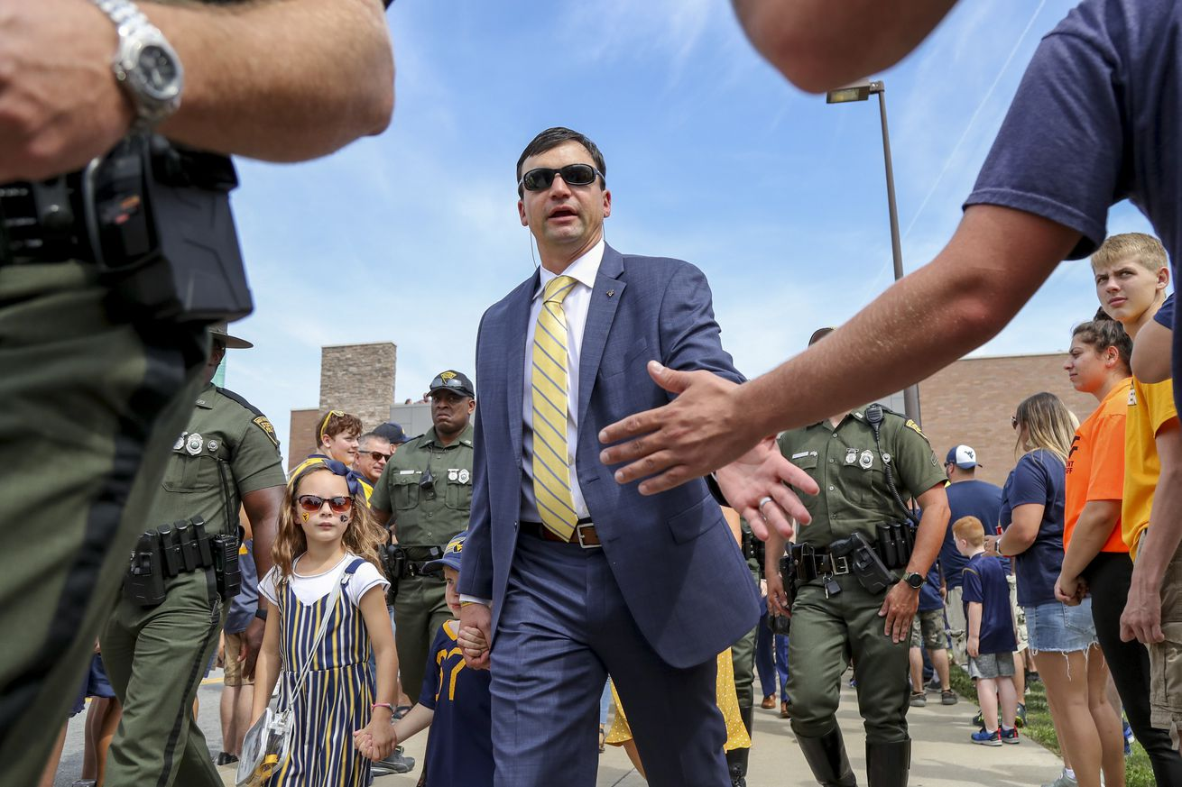 Neal Brown and the Mountaineers Want to Play Football this Fall