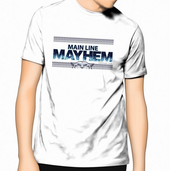 Main Line Mayhem shirt