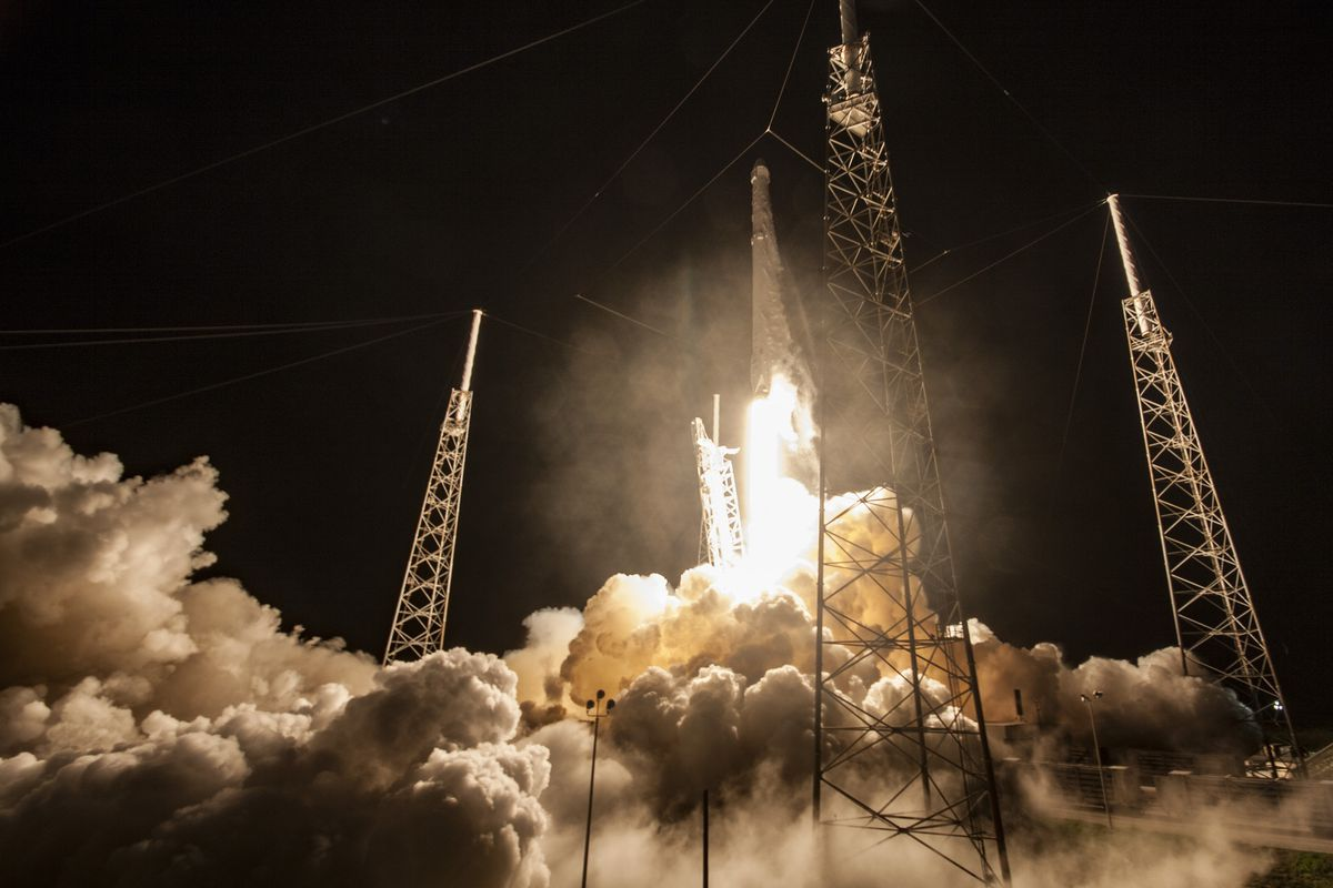 SpaceX eyes December 16th for first Falcon 9 launch since September