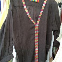 Surf Bazaar top, $65
