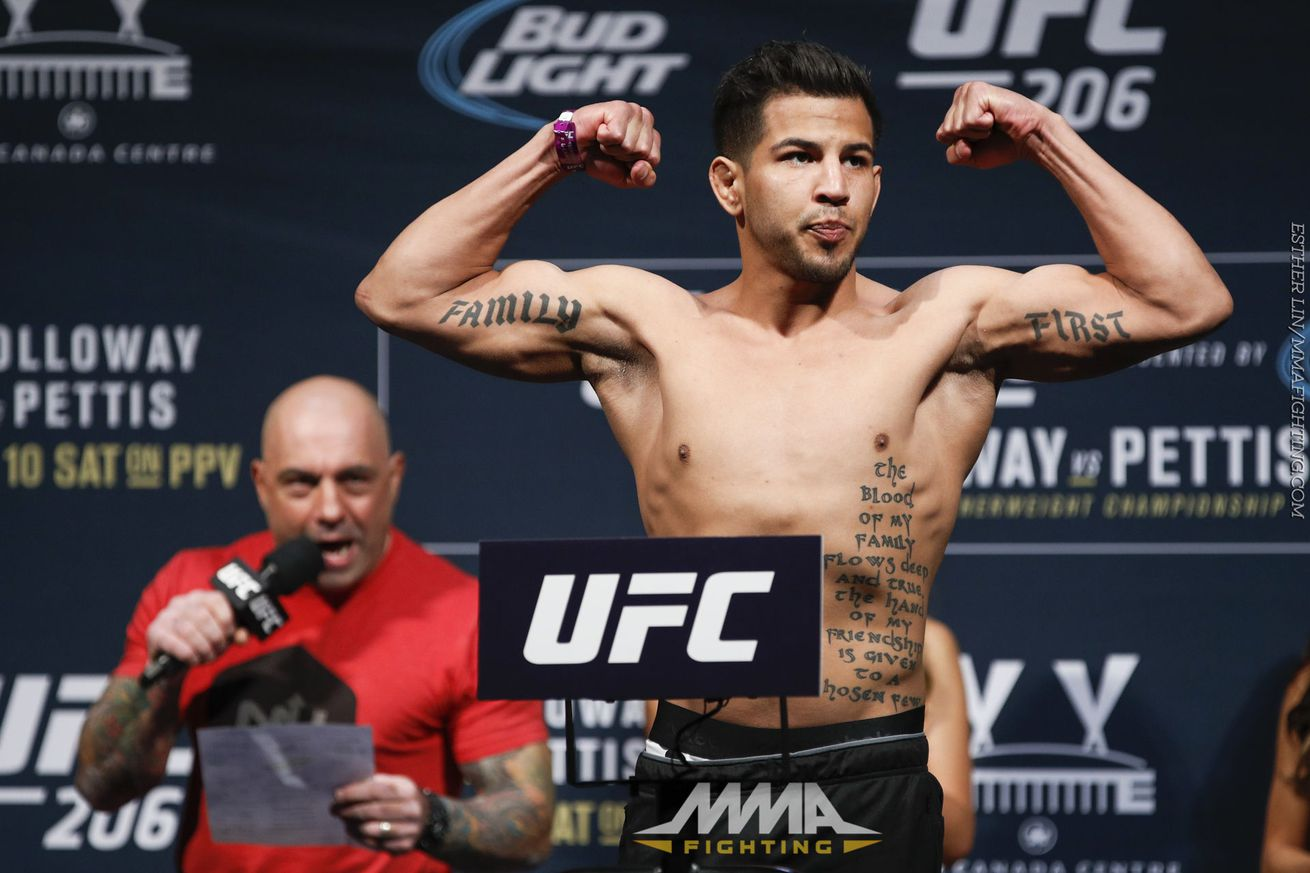 Matthew Lopez explains why he doesn't 'give a sh*t' about fighting Johnny Eduardo in Brazil