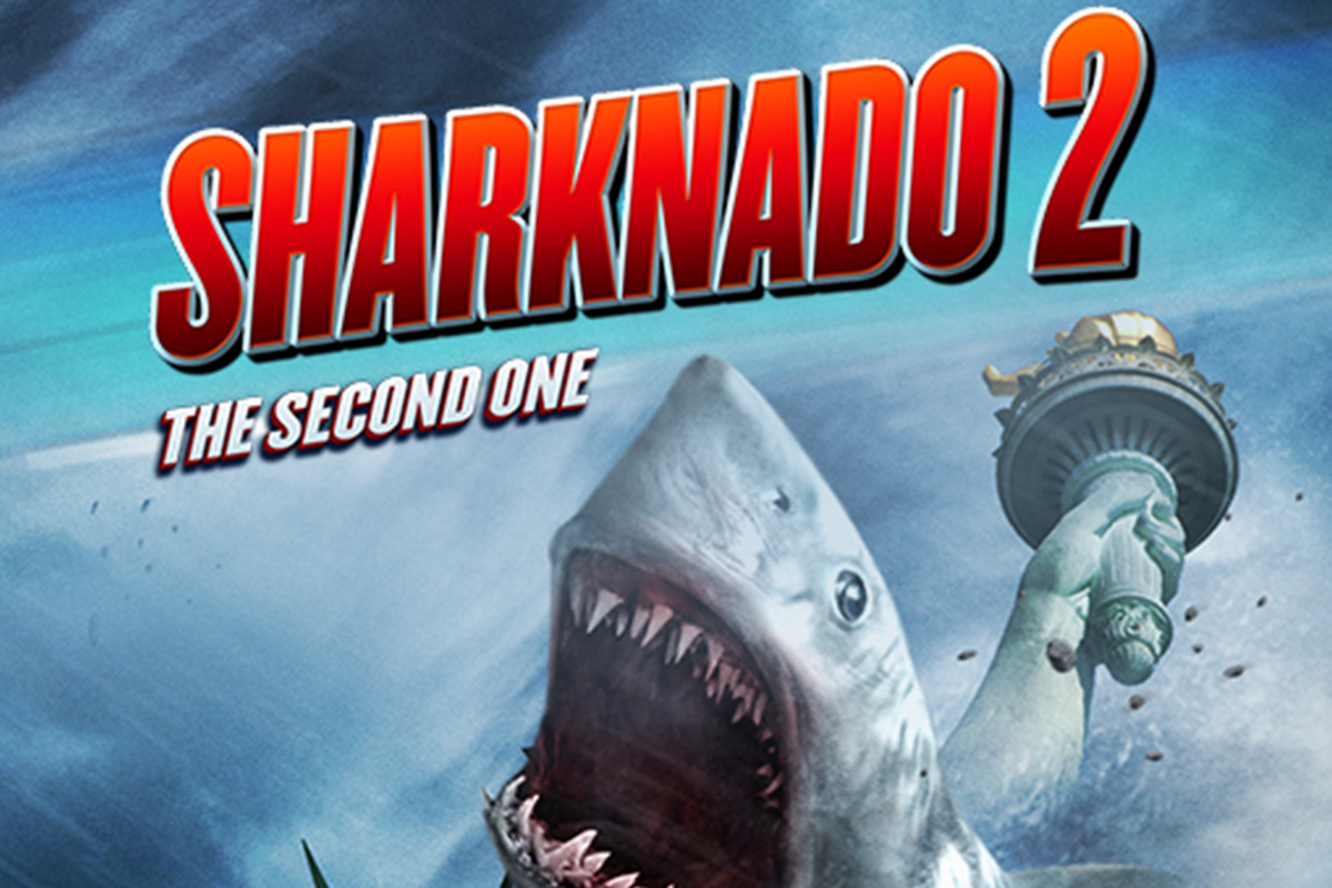 SyFy launching 'Sharknado Week' this summer - The Verge