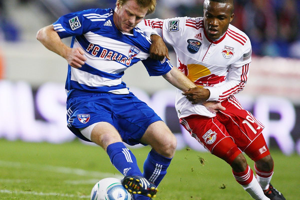 Dax McCarty will forever remain as the one big transfer question mark. Should we have kept him and built our team around him?  (Photo by Mike Stobe/Getty Images for New York Red Bulls)