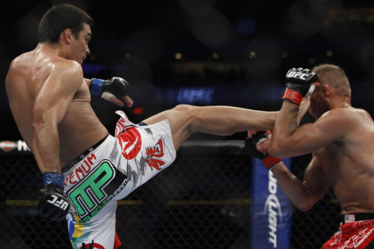 UFC 129 results: Lyoto Machida vs Randy Couture fight review and analysis - MMAmania.com