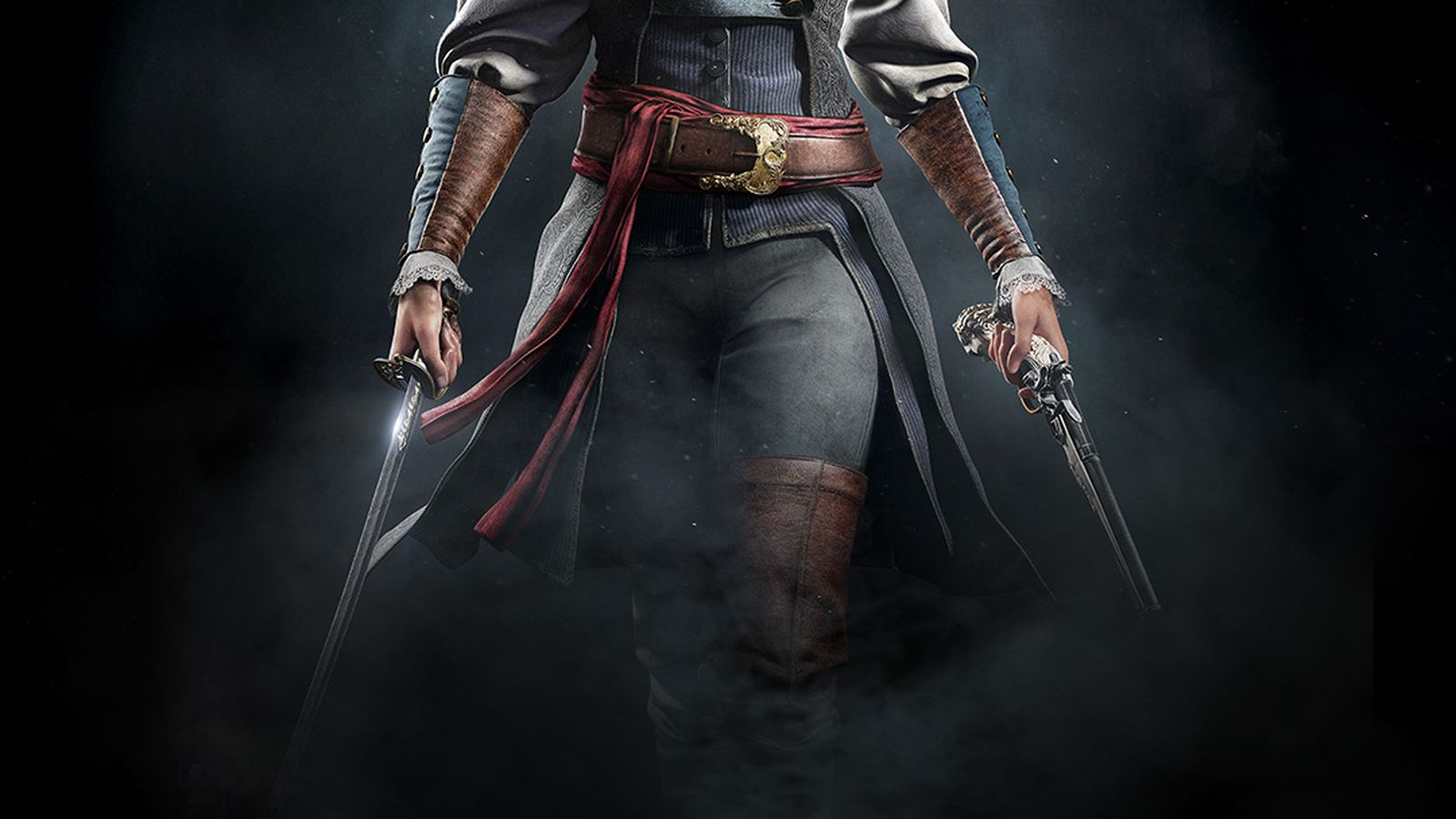 Watch the hero of Assassin's Creed Unity save the life of Elise, a