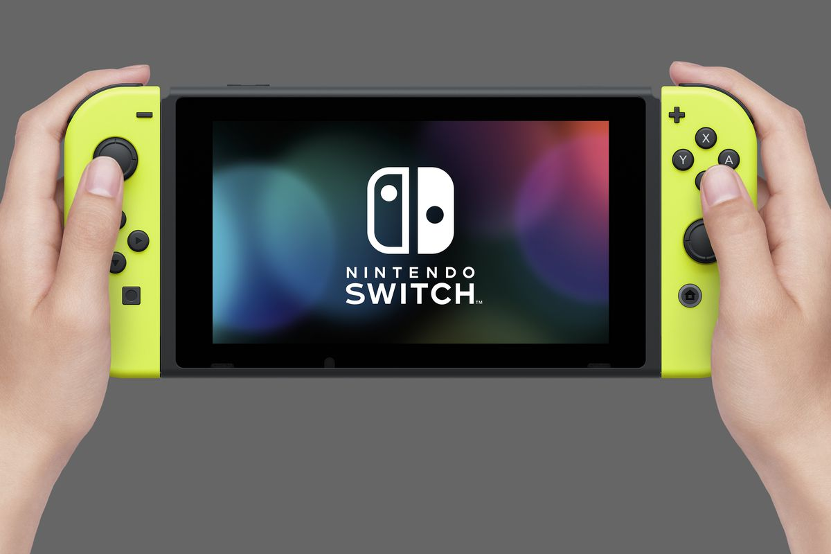 Nintendo Releases Cheaper Switch Bundle In Japan Without Dock Power