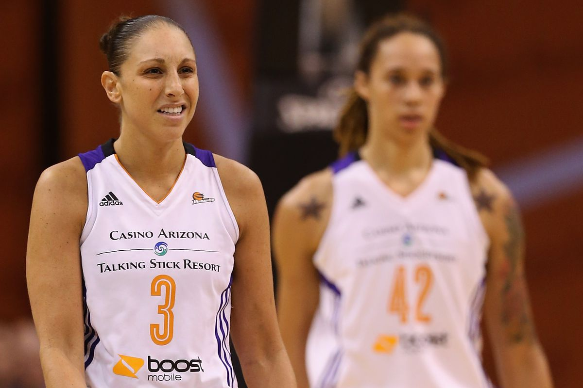 With Diana Taurasi leading the offense and Brittney Griner anchoring the defense, the Phoenix Mercury are hard to beat.