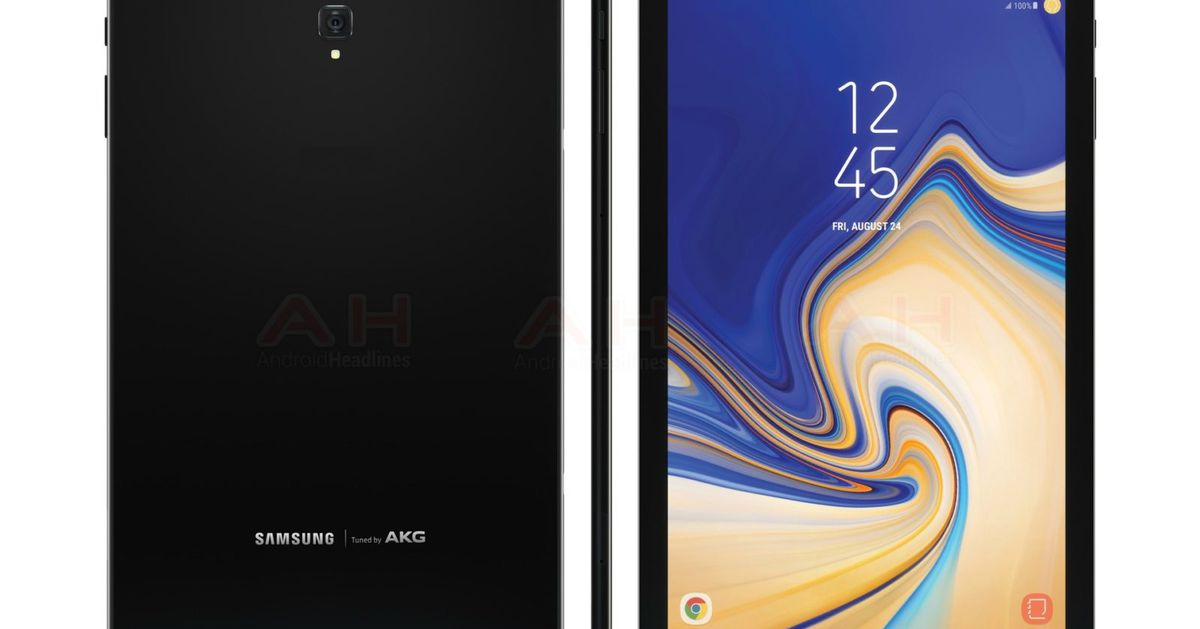 This is What Samsung's Next Tablet Might Look like