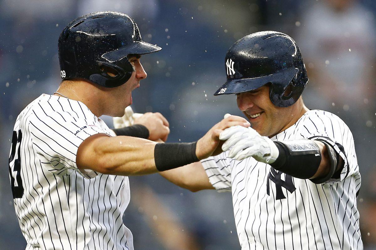 Yankees knock off Diamondbacks 7-5 despite rain delay - Pinstripe Alley