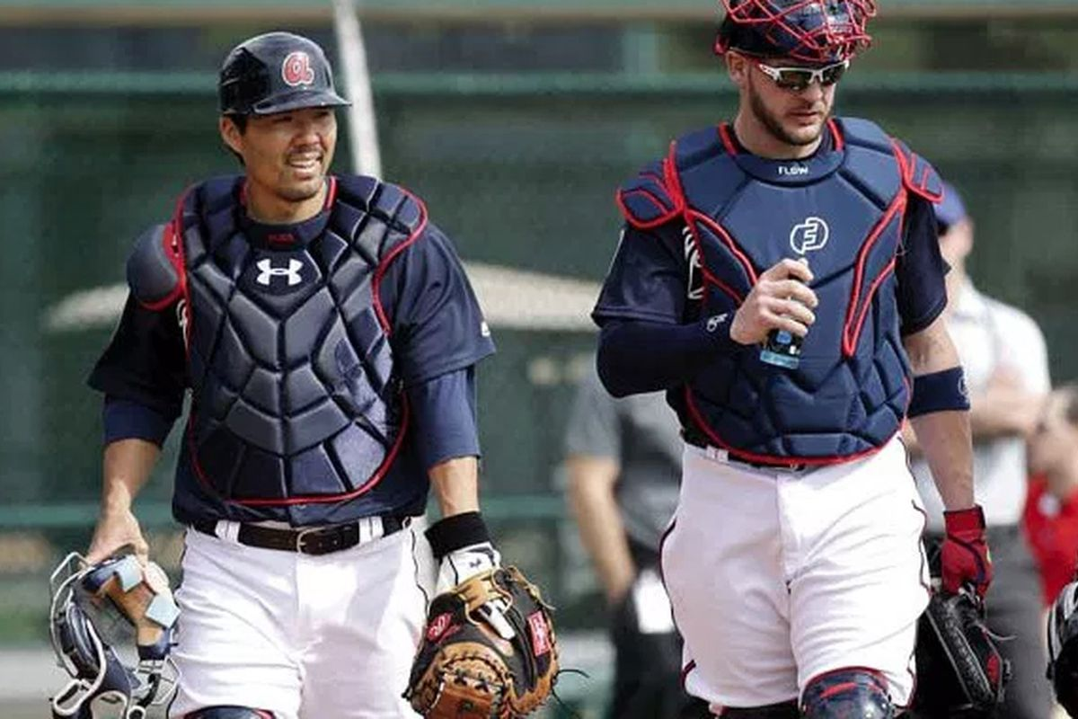 Decisions await the Braves behind the plate for 2019 - Talking Chop