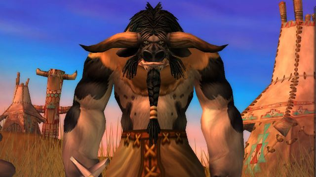 World of Warcraft Classic Tauren Shaman