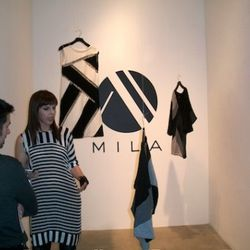 Mila's spinning cashmere
