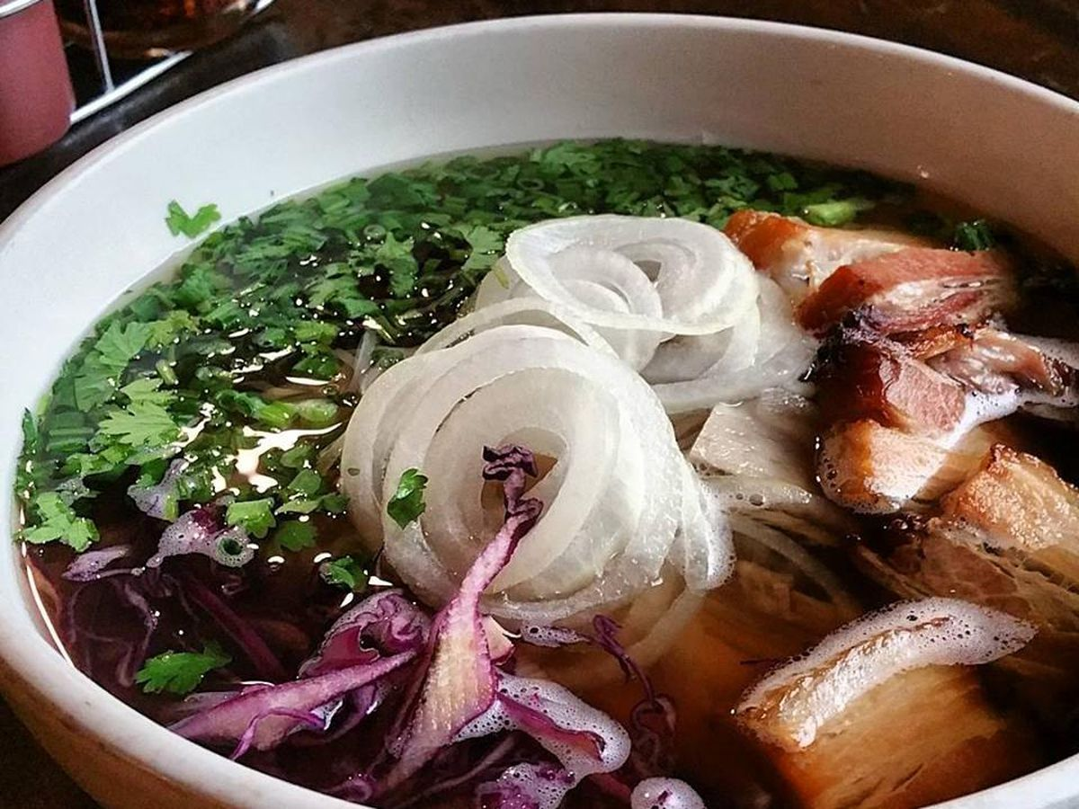 Fantastic pho can be found all around the Twin Cities.