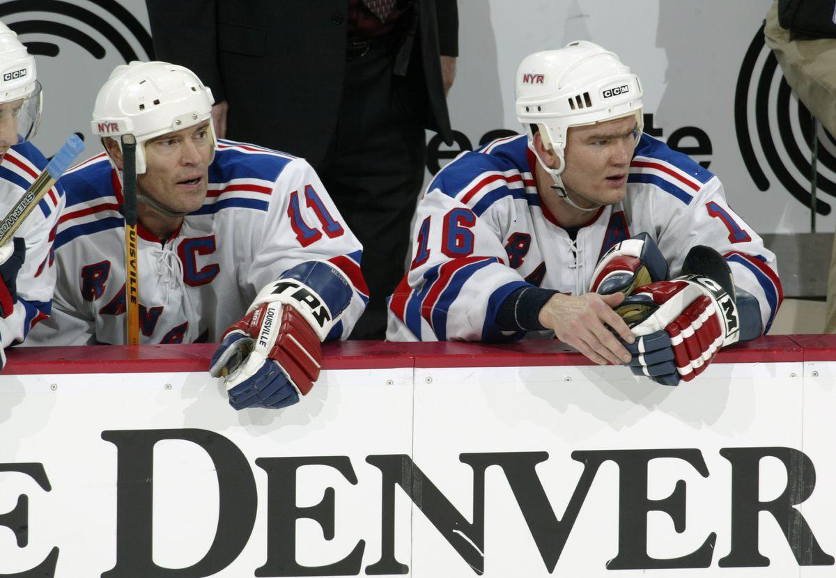 Rangers v Avalanche