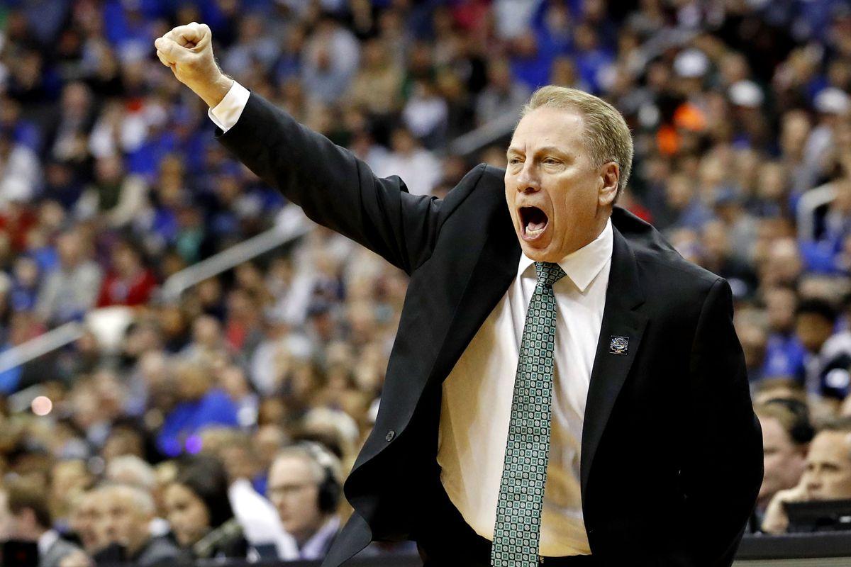NCAA Basketball: NCAA Tournament-East Regional-Michigan State vs Duke