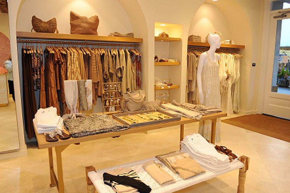 """A Calypso St. Barth store in Palo Alto, CA. Image credit: <a href=""""https://www.facebook.com/calypsostbarth"""">Calypso St. Barth/Facebook</a>"""