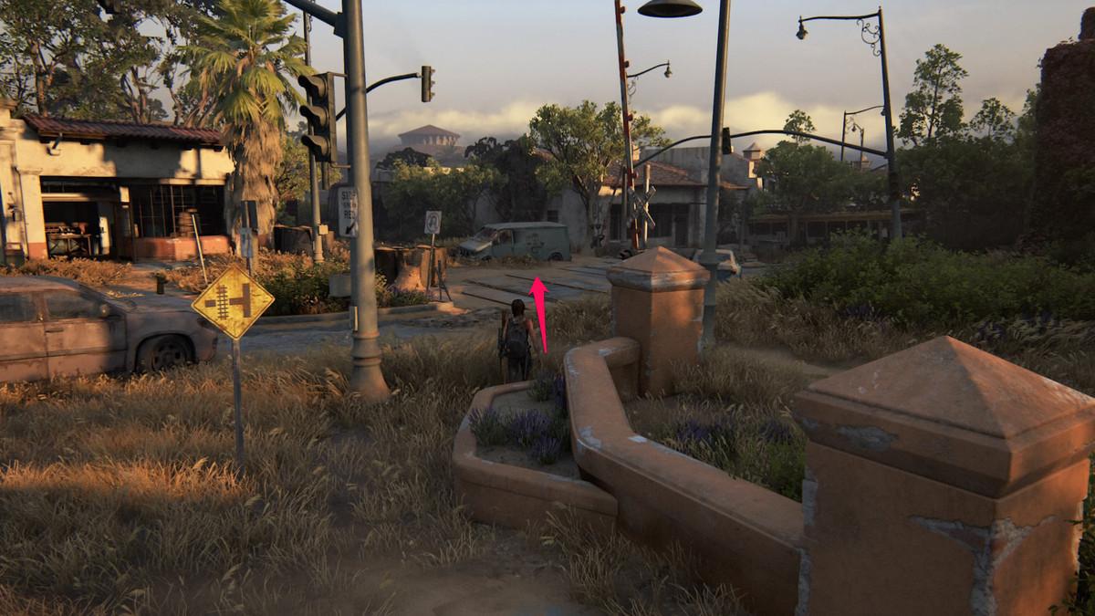 The Last of Us Part 2 guide: Santa Barbara – The Resort collectibles walkthrough