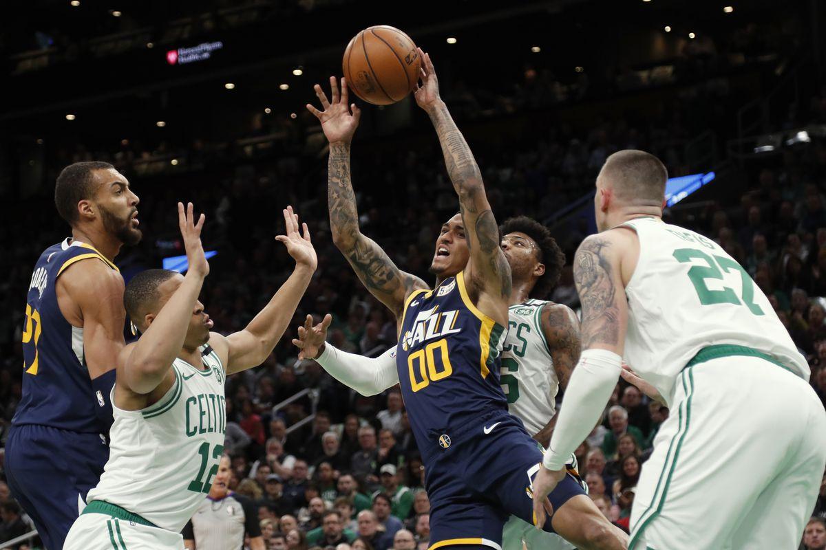 septiembre Todos télex  Utah Jazz: 3 takeaways from Jazz's 99-94 win over the Boston ...