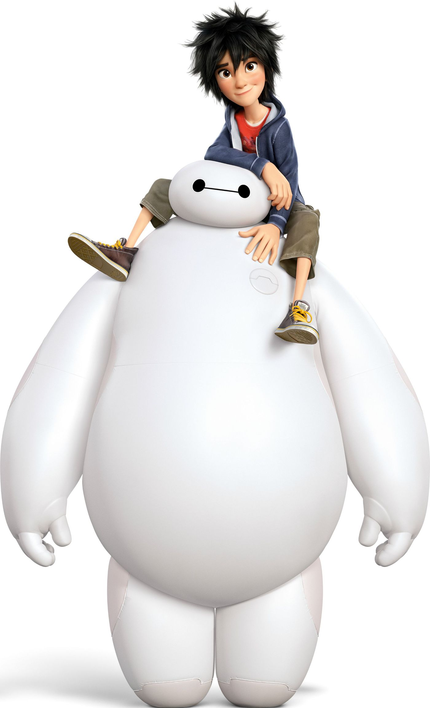 Big Hero 6 Is The Anti Violence Superhero Movie Youve Been Waiting For