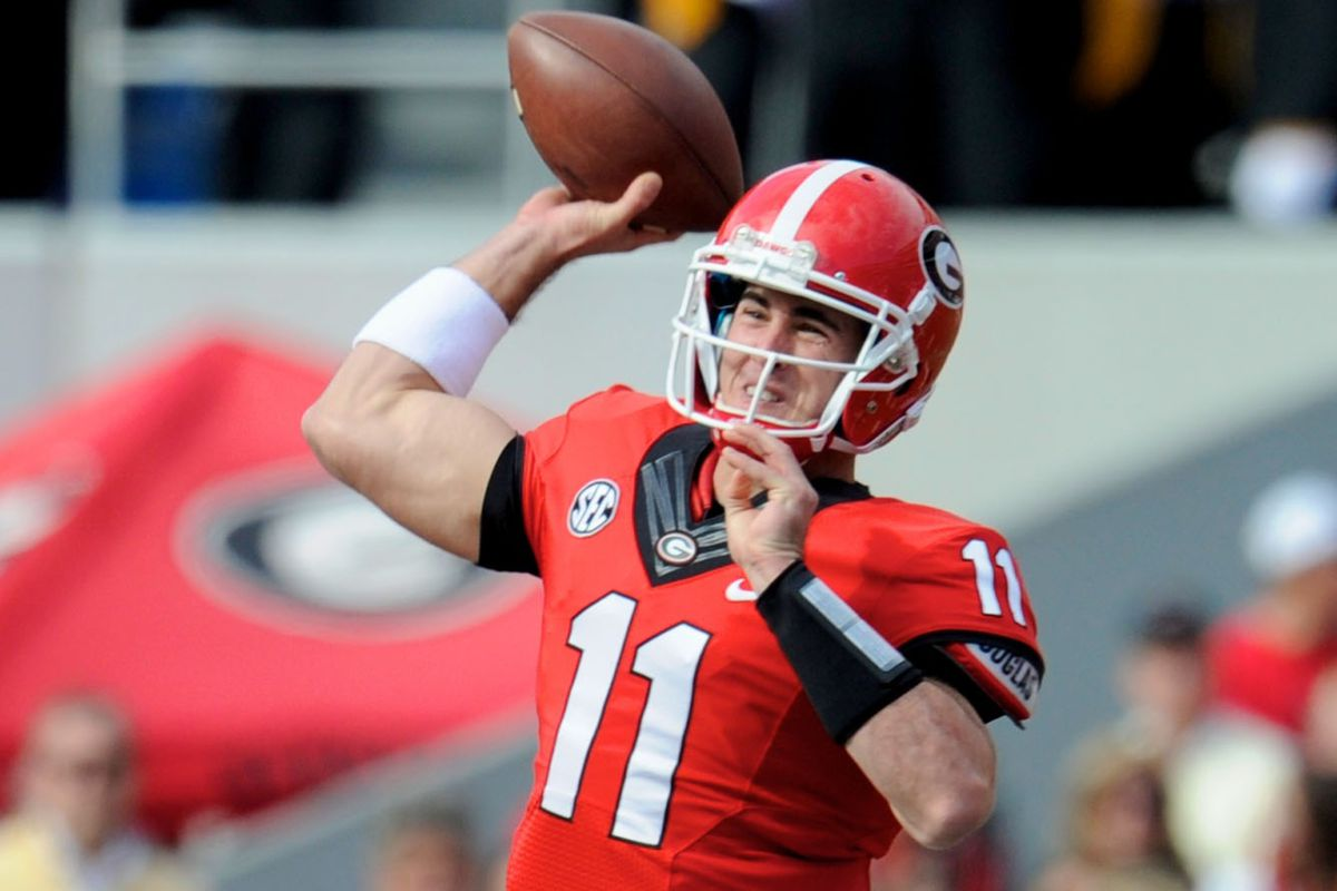 Nfl Draft Watch Notes What Is Aaron Murray And More From
