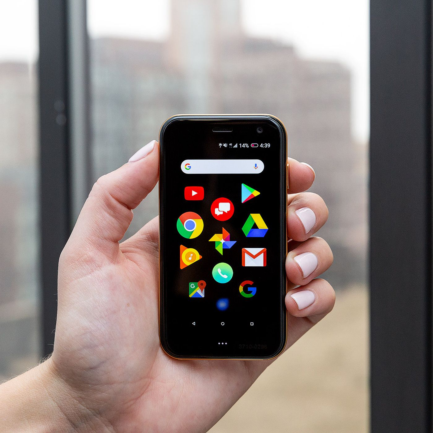 16a4394d735 The new Palm is a tiny phone to keep you away from your phone - The ...