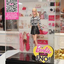Barbie Loves FNO Alice + Olivia.