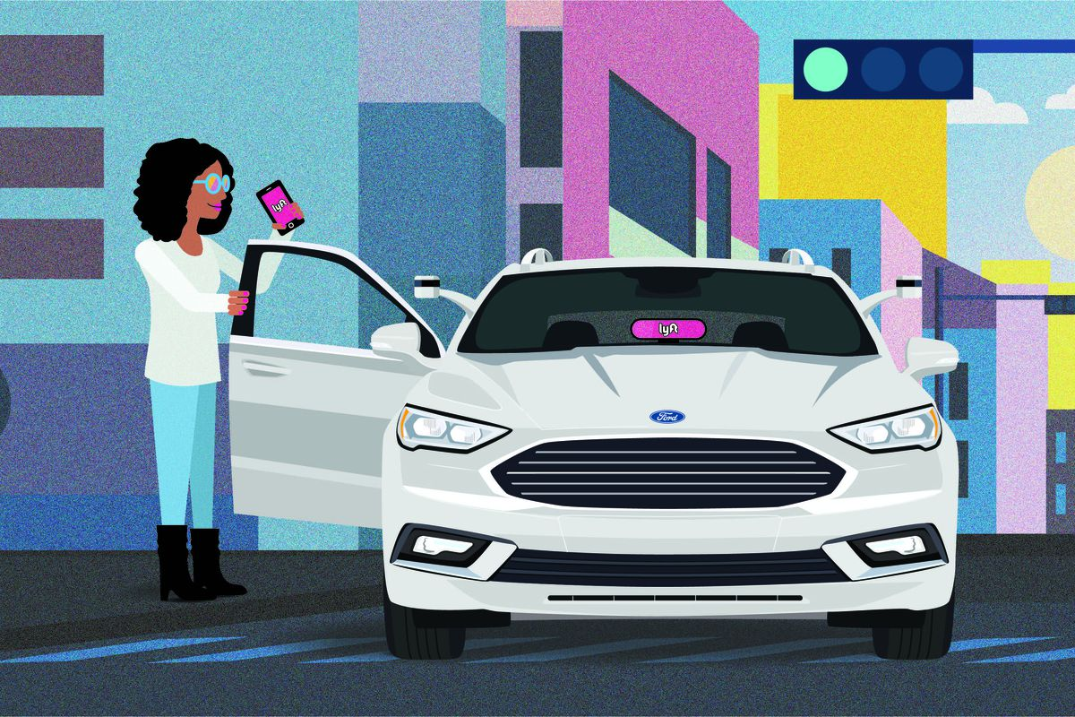 Lyft: Ford And Lyft Will Work Together To Deploy Autonomous Cars