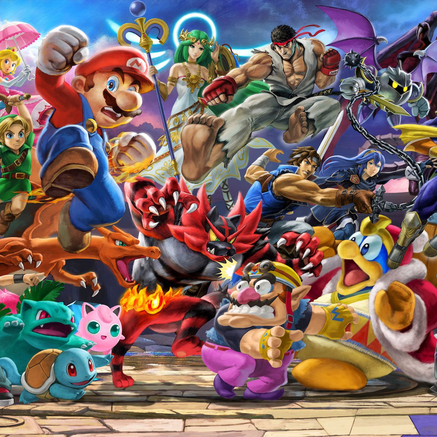 Top player presents Super Smash Bros  Ultimate tier list